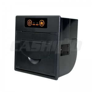 thermal label panel mount printers